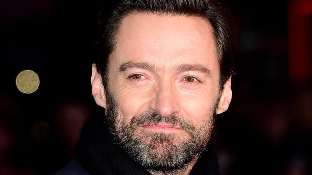 Hugh Jackman posted a photograph on Instagram, showing him with a plaster across his nose