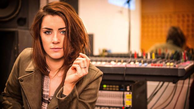 Lucie Jones will compete for Britain at this year's Eurovision song contest in Kiev