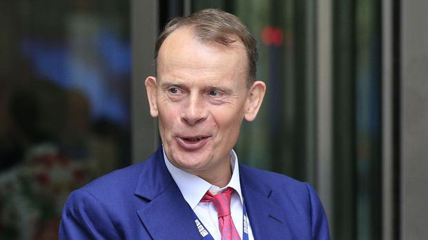Andrew Marr has shared the story of his recovery from a stroke