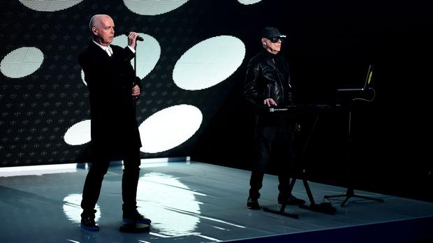 Pet Shop Boys will close the ceremony with a performance including tracks from their back catalogue