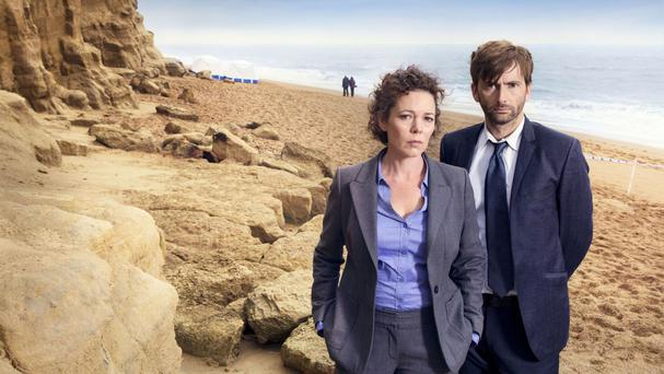 Olivia Colman and David Tennant will reprise their roles in the hit drama (ITV/PA)