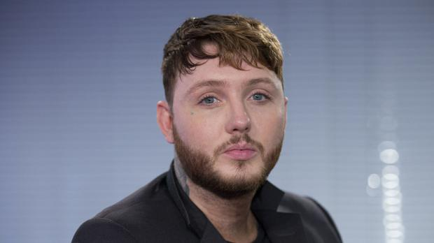 James Arthur was taken to hospital and needed five staples in his head