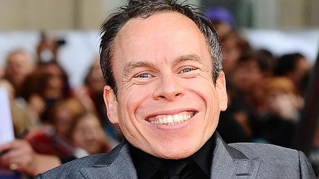 Warwick Davis delved into disturbing tales about his ancestry