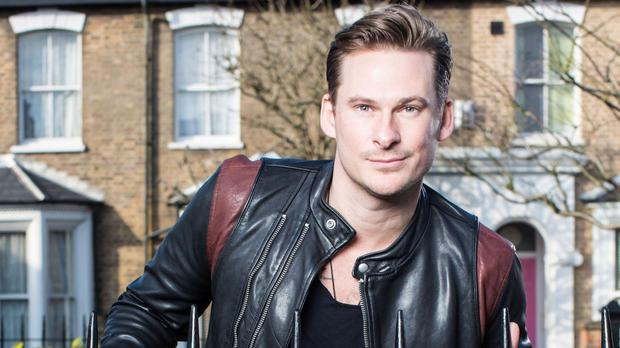Lee Ryan will play new character 'Woody' Woodward when he arrives in Walford