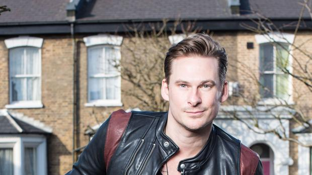 Undated BBC handout photo of Lee Ryan who is set to join EastEnders for a short stint to play new character 'Woody' Woodward, and is expected to cause a stir when he arrives in Walford this spring.