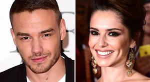 Cheryl and boyfriend Liam Payne