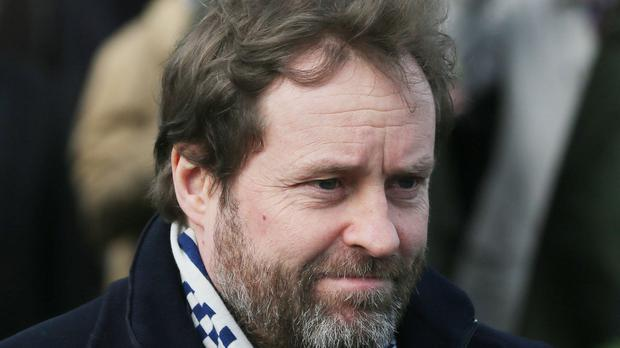 Ardal O'Hanlon has taken over from Kris Marshall in Death in Paradise