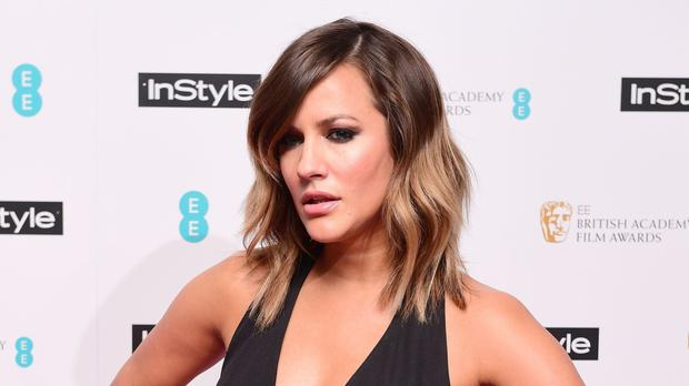 Caroline Flack is joining the national tour of the Watermill Theatre's musical Crazy For You