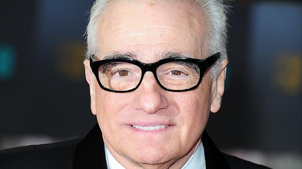 Martin Scorsese will pick up the award next week