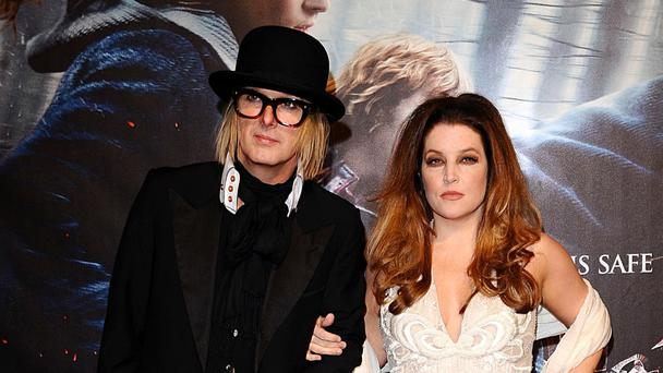 Lisa Marie Presley and Michael Lockwood are divorcing after 10 years of marriage