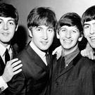 The Beatles in 1963, left to right, Paul McCartney, John Lennon, Ringo Starr and George Harrison