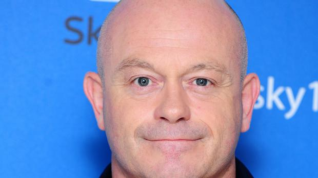 File photo dated 22/06/12 of Ross Kemp, who said he was teased for his accent