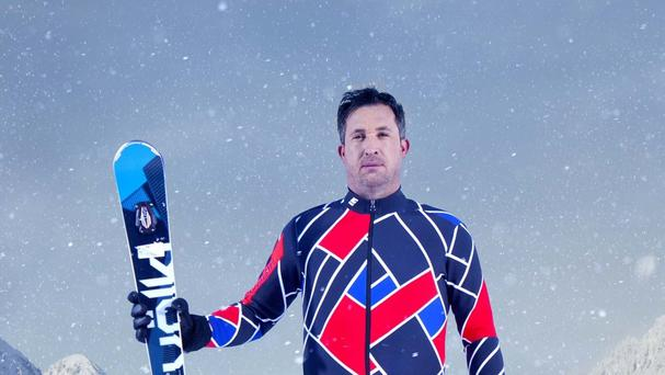 Robbie Fowler is the latest contestant to be eliminated from The Jump (Channel4/PA)
