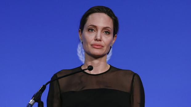 File photo dated 8/9/2016 of Hollywood actress Angelina Jolie