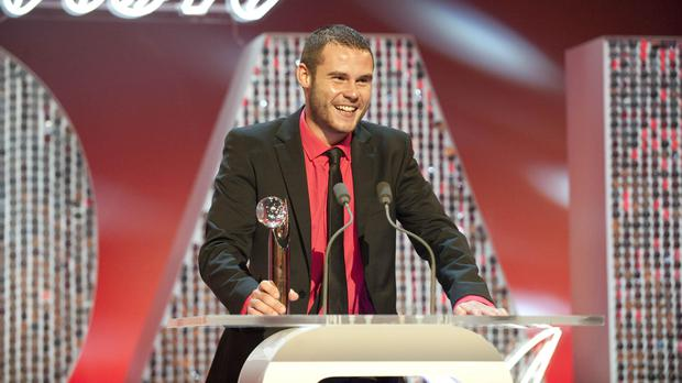 Danny Miller said he was delighted Emmerdale has taken on the storyline