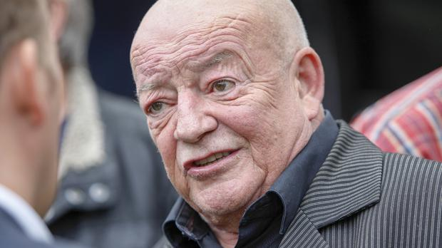Tim Healy's health problems meant rewrites for his character