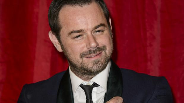 Danny Dyer has been on a break from the show.