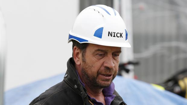 Presenter Nick Knowles