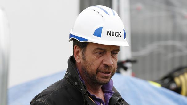 The efforts of Nick Knowles and his team had DIY SOS viewers in tears.