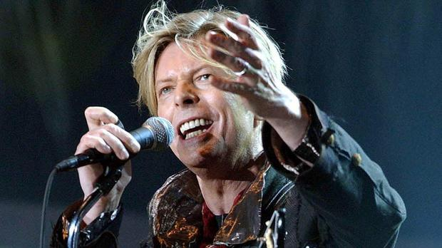 David Bowie is the first posthumous winner in Brits history