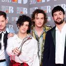 The 1975 at the Brit Awards