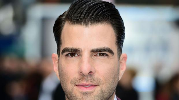 Actor Zachary Quinto said he had been inspired by Oscar Wilde's 'inability to back down'