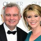 This Morning presenters Eamonn Holmes and Ruth Langsford