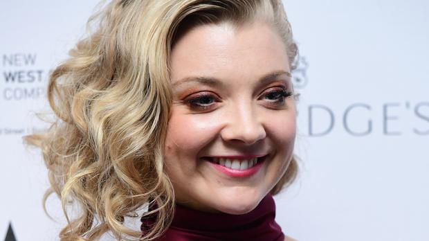 Natalie Dormer has lent her voice to the blue skinned Dr Lexi T'perro in Mass Effect: Andromeda