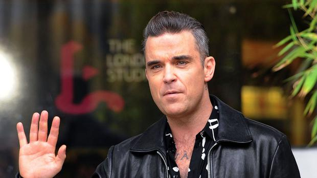 Robbie Williams will perform with Take That on Let It Shine