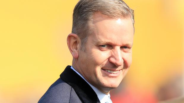 Jeremy Kyle was bitten by a dog aged 18 months