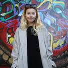 Stacey Dooley was quizzed by officers after the film crew shot footage of two schoolgirls walking on a Tokyo street where men can rent teenagers to provide them with company (Erica Jenkin/BBC/PA Wire)