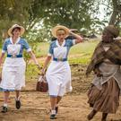 Scene from Call The Midwife one-off special set in South Africa (BBC/PA)