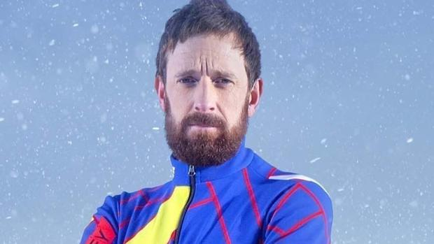 Sunday night's episode finally broadcast details of Sir Bradley Wiggins's fall (Channel 4/PA)