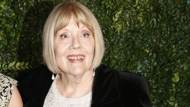 Dame Diana Rigg is to play the Duchess of Buccleuch in the second series
