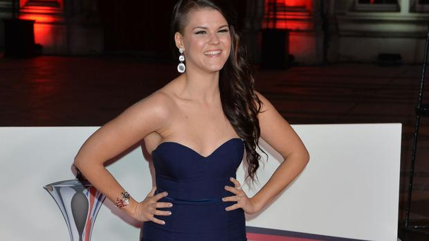 Saara Aalto was a finalist on The X Factor 2016
