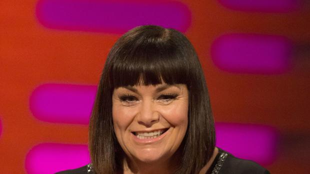 Dawn French is the presenter of Little Big Shots