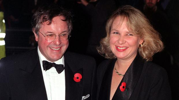 Late TV presenter Richard Whiteley has been defended by his partner Kathryn Apanowicz