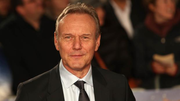 Anthony Head has thrown his hat into the ring to replace Peter Capaldi