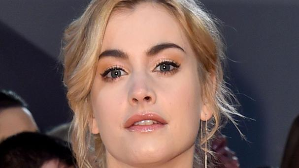 Stefanie Martini stars as Jane Tennison at the start of her career in the police.