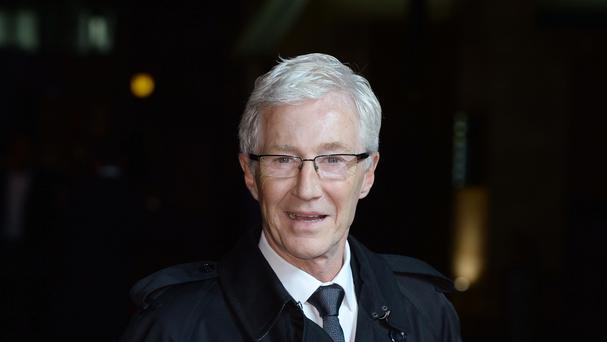 Paul O'Grady was set to appear as a judge on Let's Sing And Dance For Comic Relief