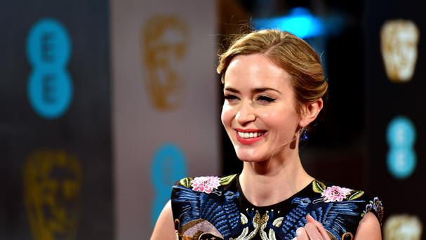 Emily Blunt takes on the role made famous by Julie Andrews in Mary Poppins Returns