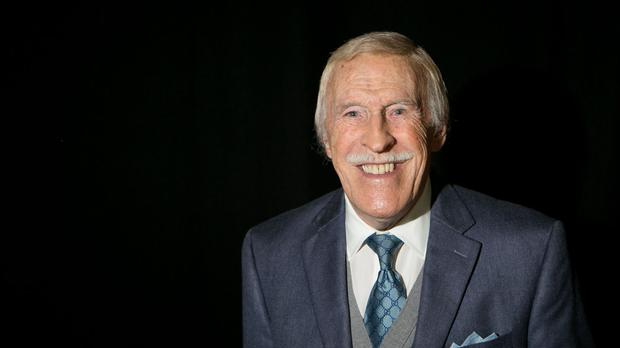 Sir Bruce Forsyth underwent surgery in 2015 after he suffered two aneurysms.