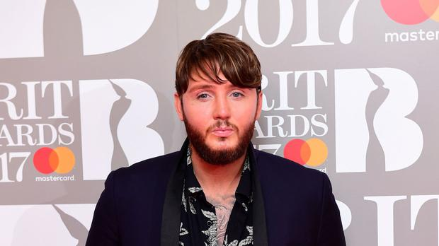 James Arthur said he wanted to help people to get to know his story