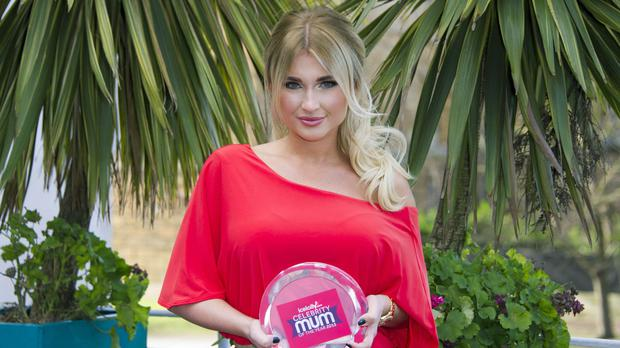 Billie Faiers announced news of the birth of her second child on her Instagram page