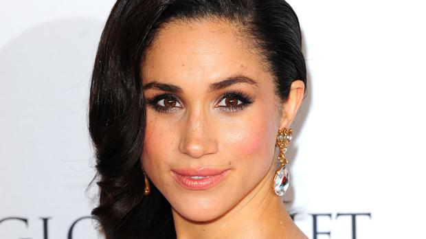 Meghan Markle is dating Prince Harry