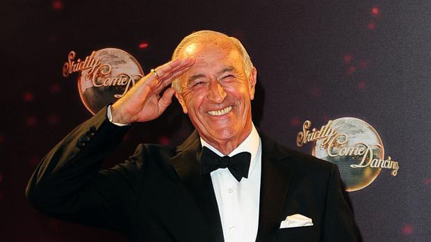 Len Goodman is taking on a new challenge
