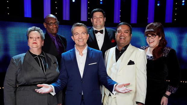 Stars of The Chase will be appearing on the Comic Relief show