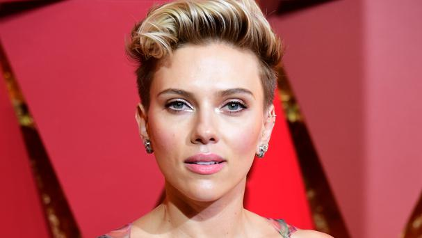 Scarlett Johansson was the guest host of Saturday Night Live