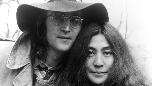 For balance, atheists and agnostics could also suggest choices – their acknowledged anthem is John Lennon's 'Imagine'. Photo: PA