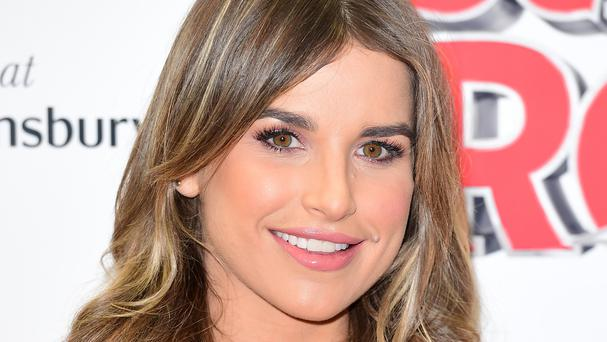 Vogue Williams Picture: PA